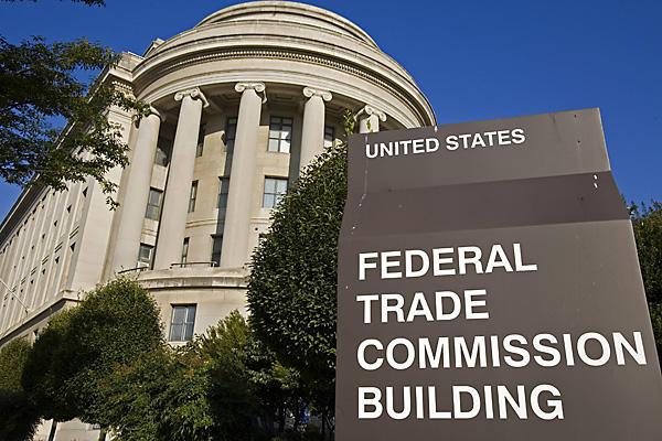 Federal Trade Commission, em Washington, Estados Unidos (Foto: Divulgação)