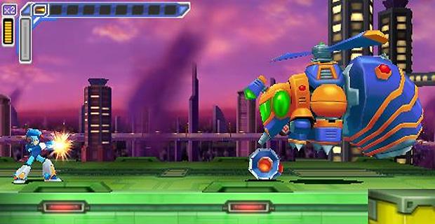 Mega Man Maverick Hunter X  (Foto: Divulgação)