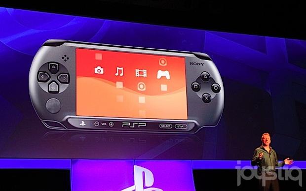 Novo PSP (Foto: Joystiq)