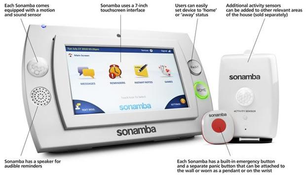 Sonamba (Foto: Reprodução)