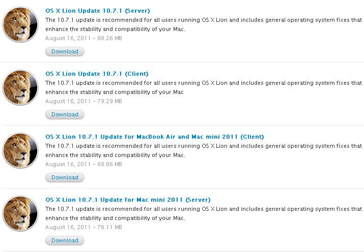 Mac OS 10.7.1 (Foto: Reprodução)