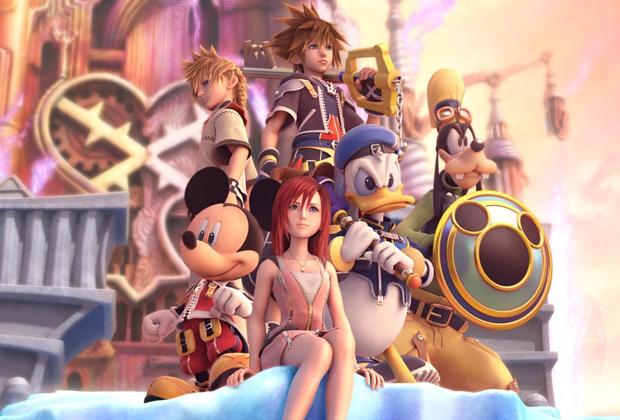 Kingdom Hearts (Foto: Divulgação)