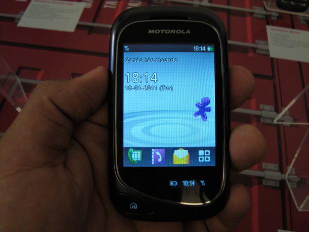 Motorola (Foto: Reprodução/Eduardo Moreira)