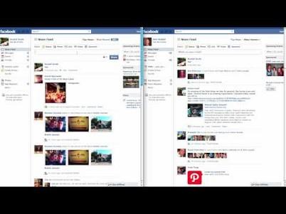Google+ invite links on Facebook (Foto: Reprodução)