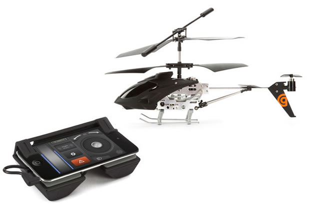 Helicoptero Griffin (Foto: Divulgação)