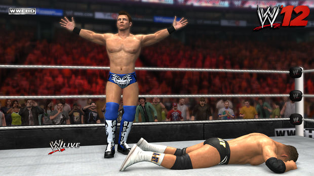 WWE 12 (Foto: Divulgação)