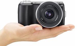 Sony NEX-C3 (Foto: Divulgação)