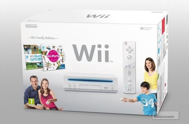 Novo Wii (Foto: Reprodução: Eurogamer)