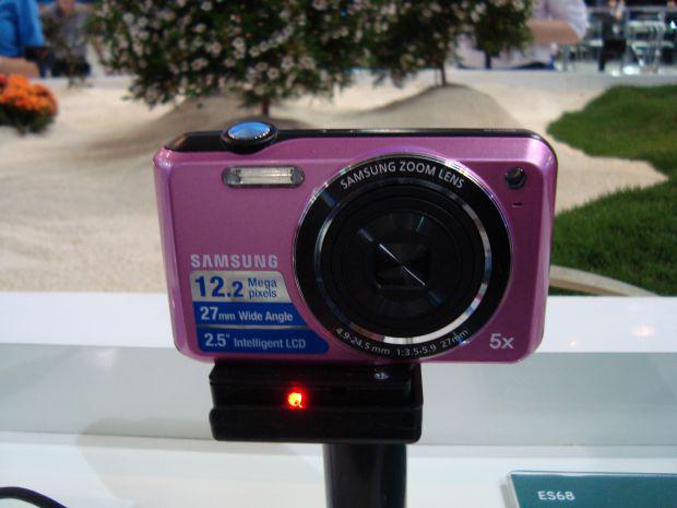Samsung ES68 (Foto: Foto: Reprodução)