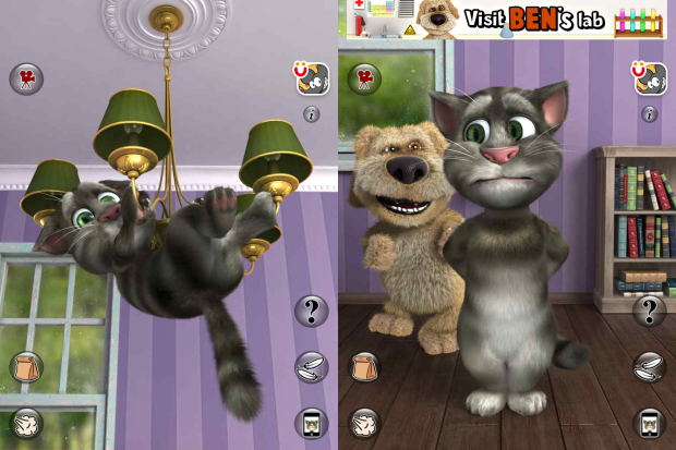 My talking tom (windows phone)my talking tom is a virtual pet game featuring the star of talking tom cat and talking
