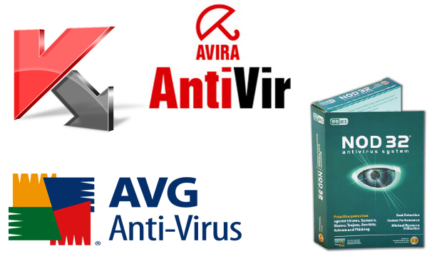 Tipos de anti-vírus para a remoção de programas maliciosos (Foto: Reprodução)