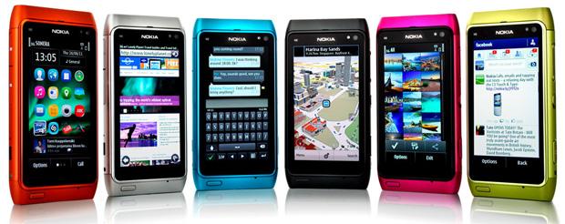 O N8 é um dos contemplados pela atualização do Symbian (Foto: Divulgação)