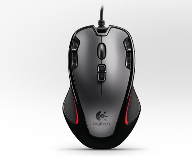 Mouse Logitech G300 (Foto: Divulgação)