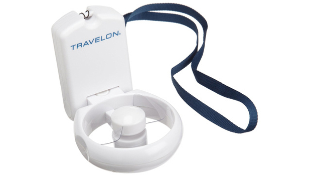 Travelon 3-Speed Folding Fan (Foto: Gizmodo')