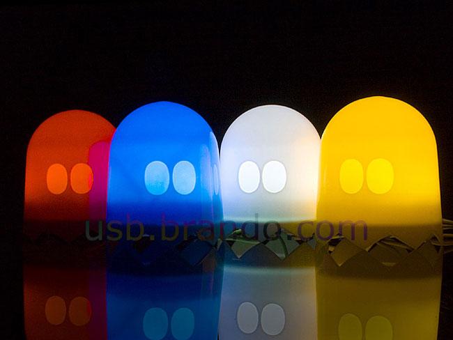 Abajur USB Pac-man (Foto: Divulgação)