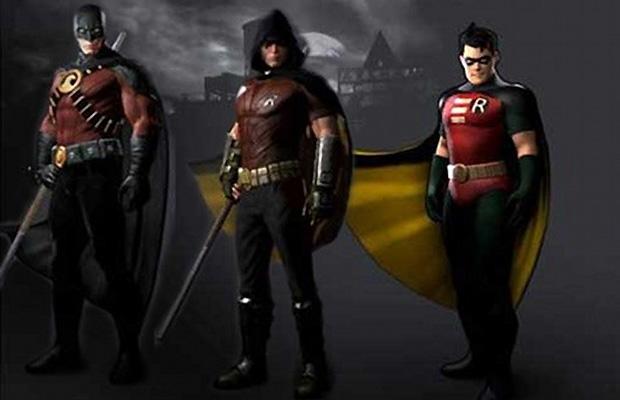 Robin terá roupas alternativas em Batman: Arkham City ...