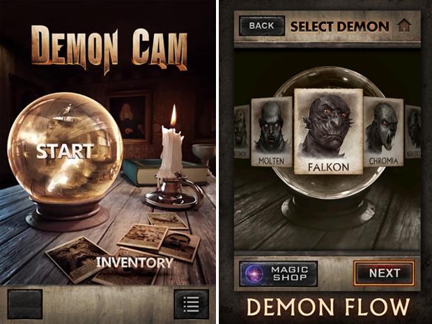 Demon Cam (Foto: Reprodução)