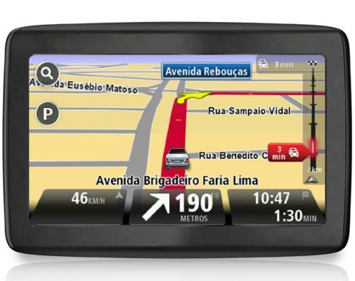 GPS TomTom VIA 1400T (Foto: Divulgação)