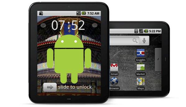 Comunidade de desenvolvedores se juntou para tentar colocar Android no HP Touchpad (Foto: Arte)