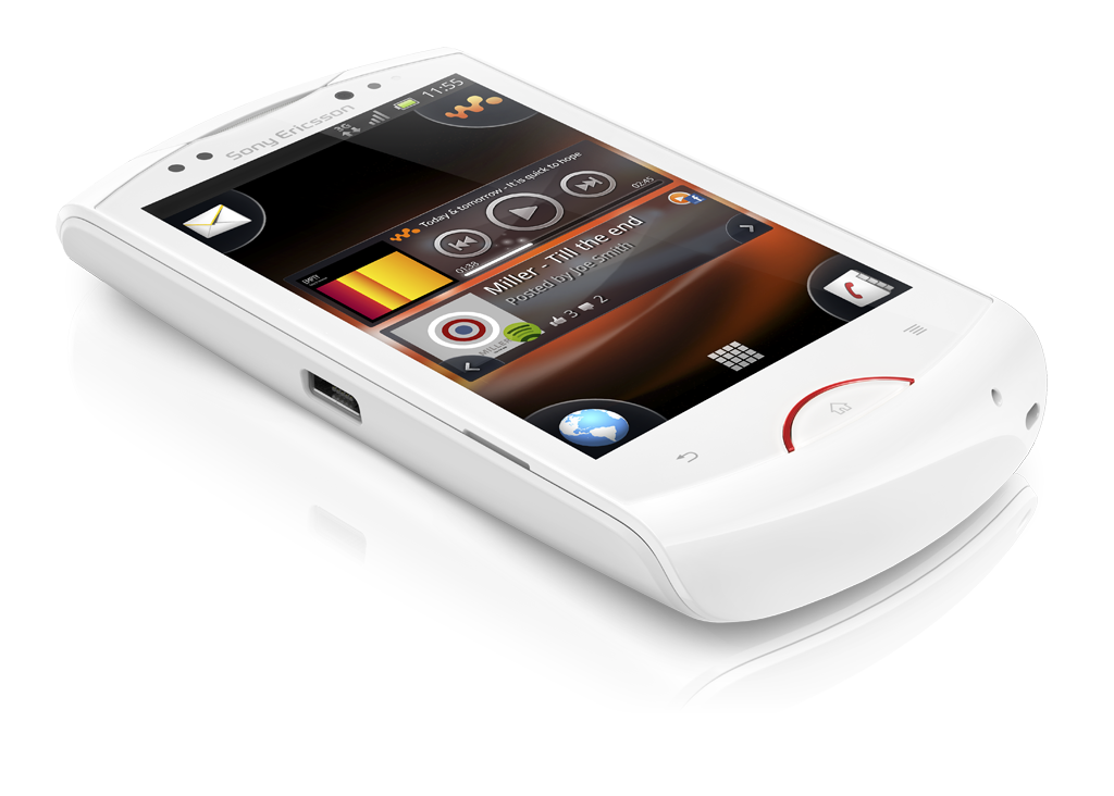Sony Ericsson Live with Walkman (Foto: Divulgação)