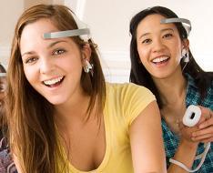 Headset sensorial. (Foto: Divulgação)