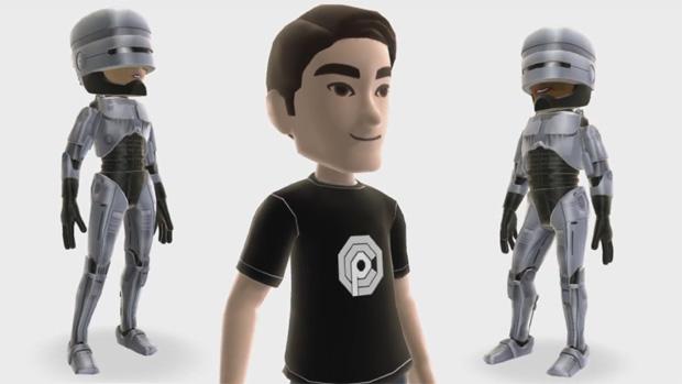 MGM traz roupa de Robocop para seu Avatar na Xbox LIVE (Foto: Divulgação)