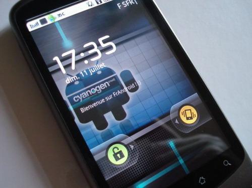 O Cyanogen Mod é mantido por uma comunidade de consumidores que também sabem programar (Foto: Divulgação)