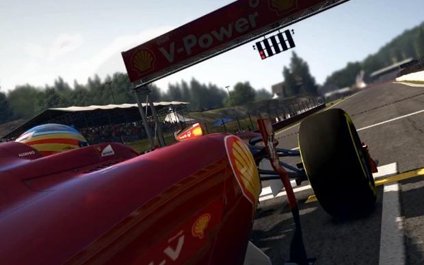 F1 2011 (Foto: Reprodução)