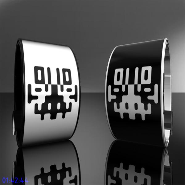 E-Ink Watch. (Foto: Divulgação)