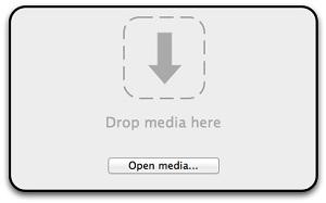 VLC 1.2 para Mac. (Foto: Divulgação)