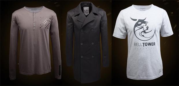 Square Enix lança linha de roupas baseada em Deux Ex: Human Revolution (Foto: Eurogamer)