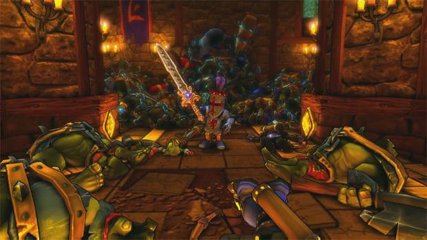 Dungeon Defenders (Foto: Divulgação)
