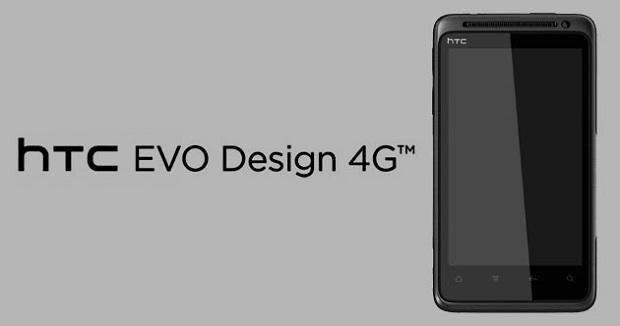 Imagem vazada mostra o novo HTC EVO Design 4G (Foto: Reprodução)