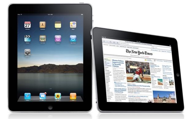 iPad (Foto: Divulgação)