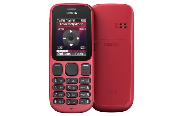 Nokia 101 (Foto: Divulgação)