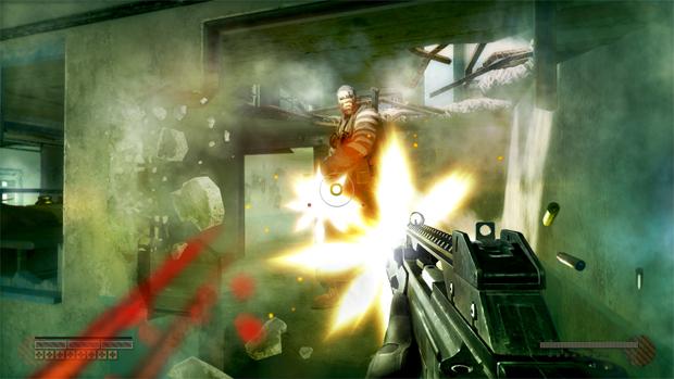 Bodycount é jogo de tiro e ação em primeira pessoa (Foto: Divulgação)
