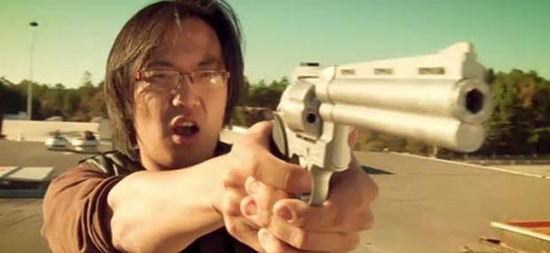 O expert em efeitos especiais do Youtube: Freddie Wong (Foto: Divulgação)