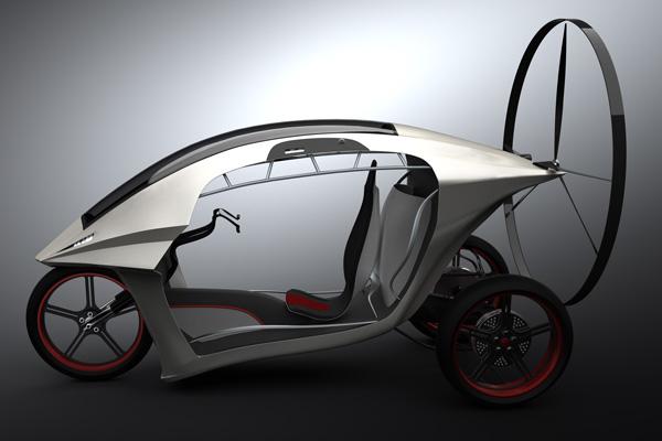 ParaMoto Trike  (Foto: Divulgação)