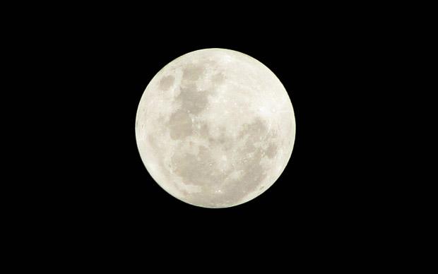 Tirar foto da lua 18