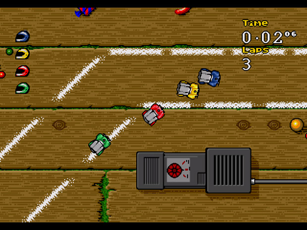 Micro Machines (Foto: Reprodução)