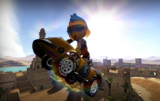 Modnation Racers (Foto: Reprodução)
