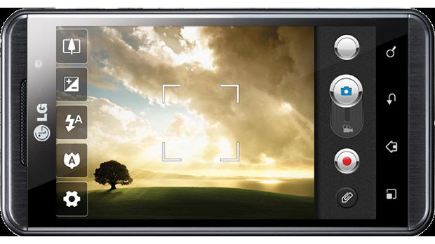 LG Optimus 3D. (Foto: Divulgação)