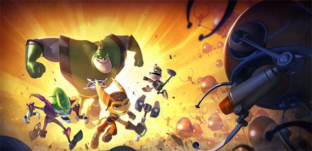 Ratchet & Clank: All 4 One (Foto: Divulgação)