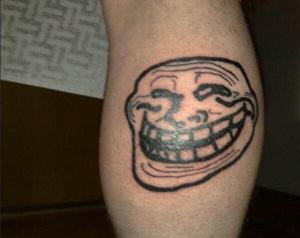 Trollface (Foto: Reprodução)