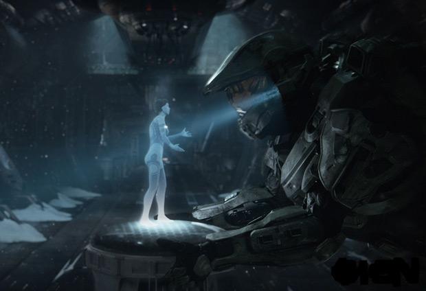 Halo 4 foi anunciado na E3 (Foto: Divulgação)