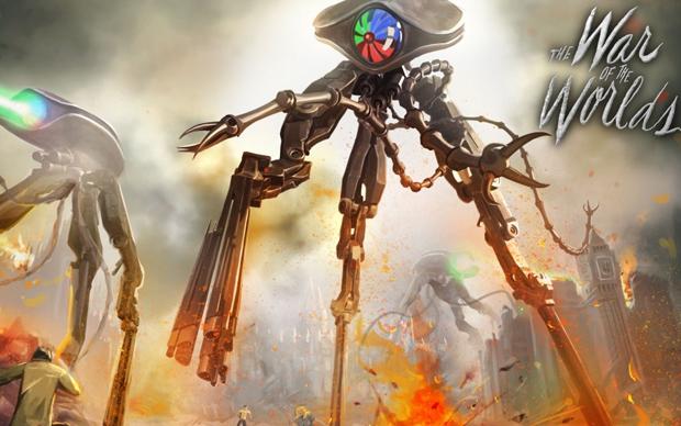 Guerra dos Mundos vai virar game (Foto: Divulgação)