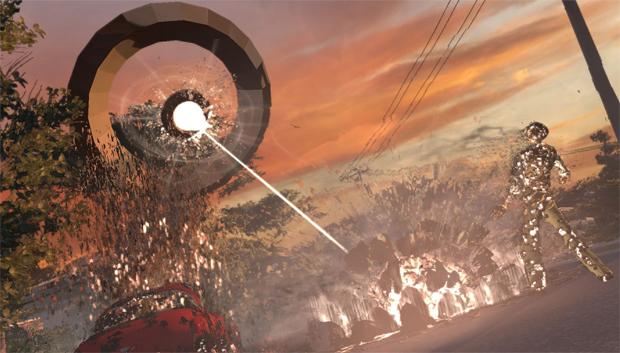 XCOM mostra uma invasão de alienígenas tecnológicos nos anos 60 (Foto: Divulgação)