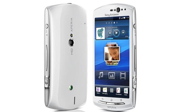 Sony Ericsson Xperia Neo (Foto: Divulgação)
