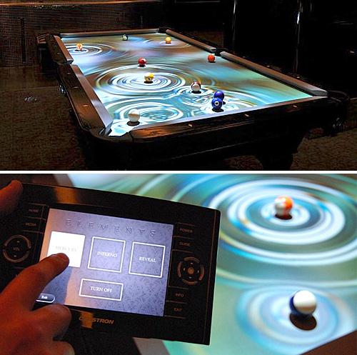Cuelight Interactive Pool Table System (Foto: Divulgação)