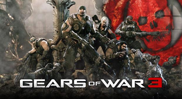 Gears of War 3 em pré-venda a partir de 1º de setembro (Foto: Divulgação)
